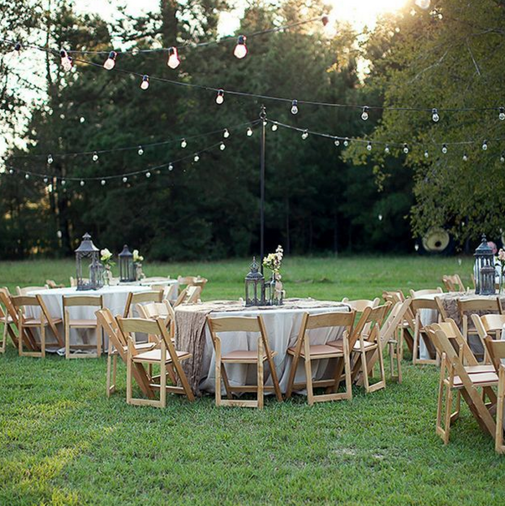open house wedding ideas