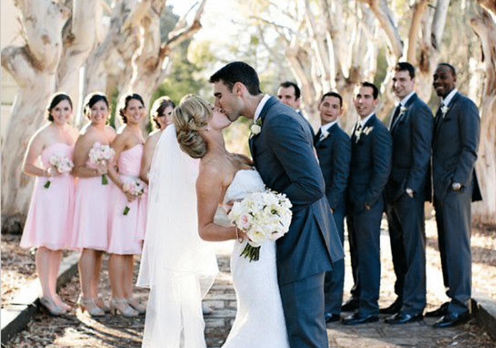 bridal party tips