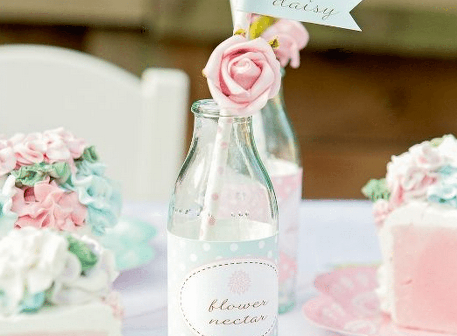 Inviting Children To A Bridal Shower