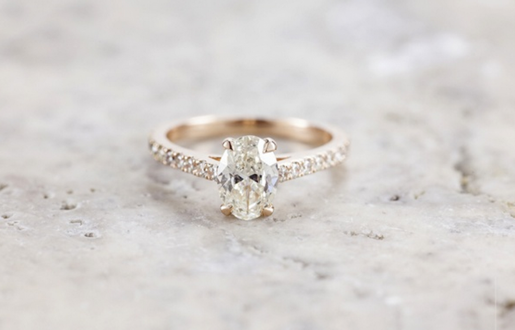 antique engagement ring ideas