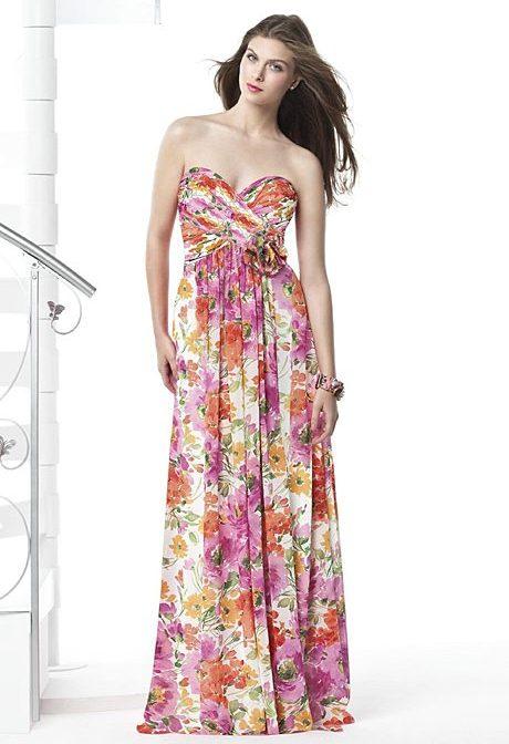 Versatile Bridesmaids Gowns