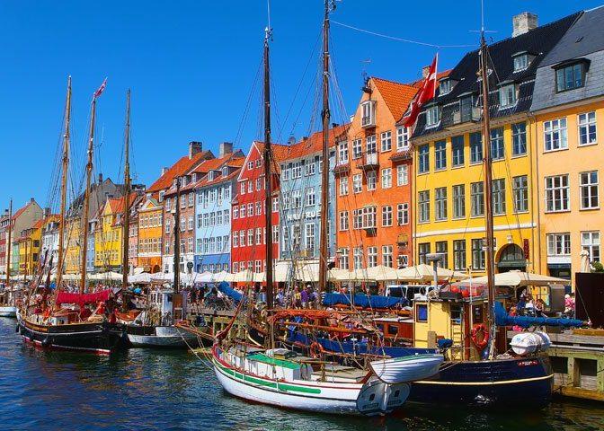 Copenhagen Denmark Honeymoon