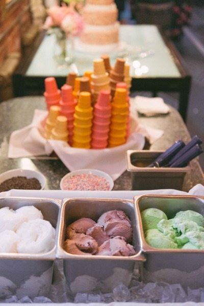 Wedding Day Dessert Ideas