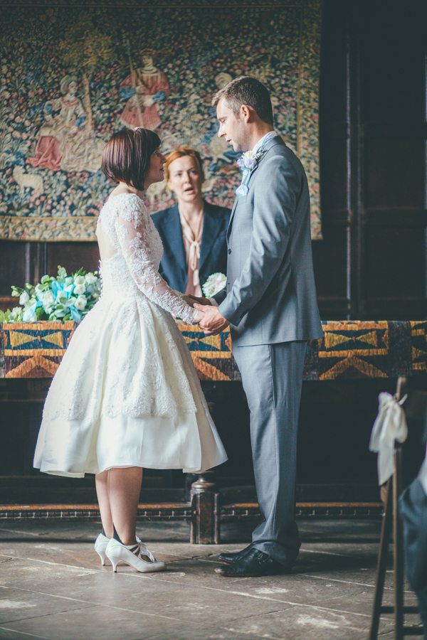 Bronte Inspired Real Wedding
