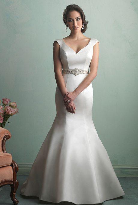 Taffeta Wedding Gowns
