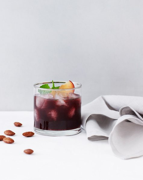 BlackberrySmash Signature Cocktail