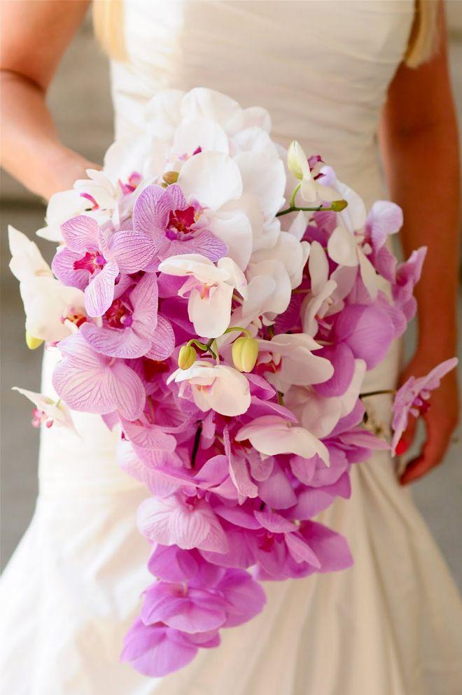 Diy Wedding Bouquet Cascade How To Make