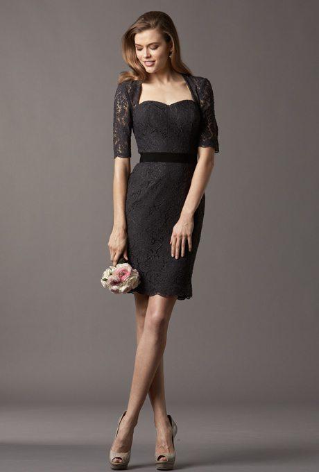 Little Black Bridesmaids Dress