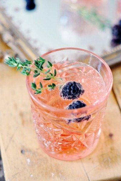 Rose Signature Cocktails