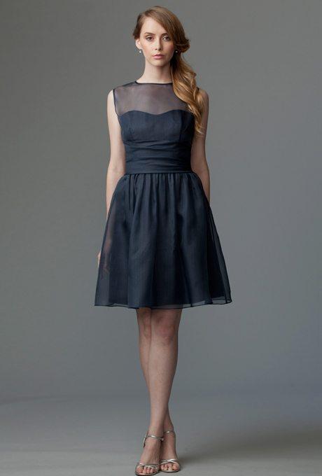 Little Black Bridesmaids Dresses