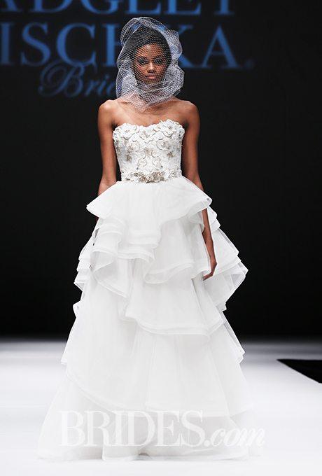 Ruffled Wedding Dresses With Loads of Girlish Charm ...