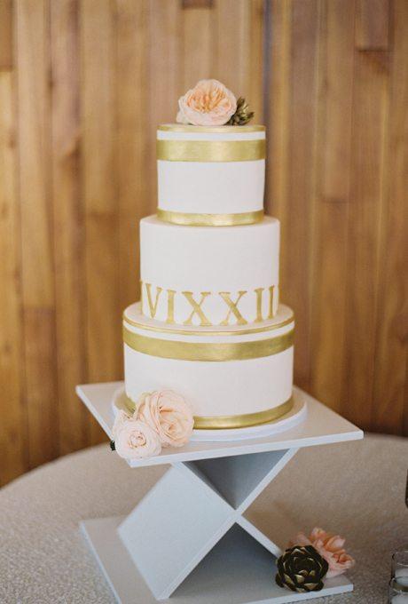 Metallic-Wedding-Cakes-Jill-Thomas-Photography