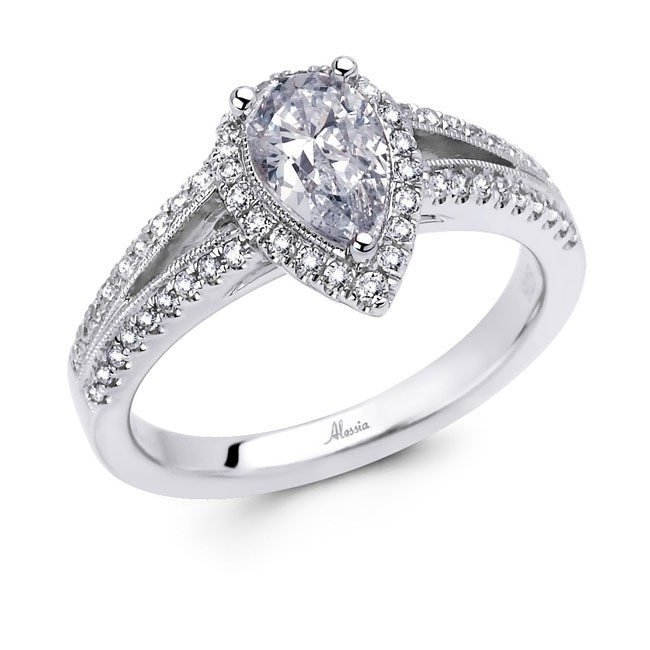 Engagement Ring by BridalRings