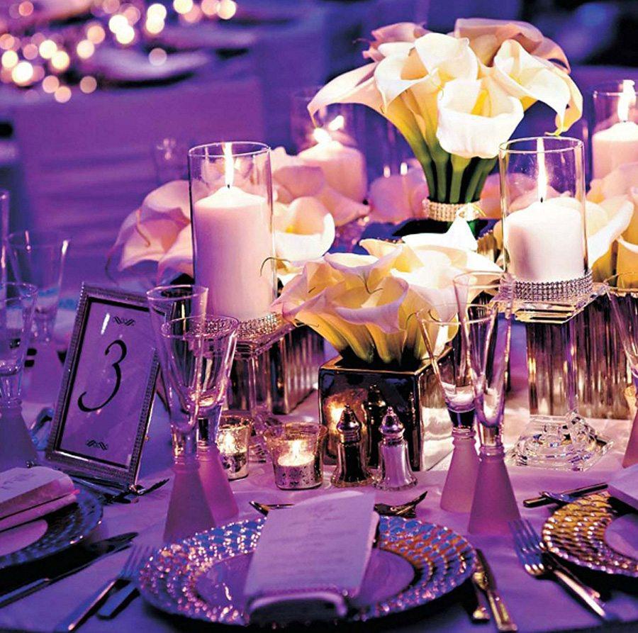 David Tutera Weddings Ideas: Fairy-Tale Trends: Gorgeous Reception Decor Ideas Part 2