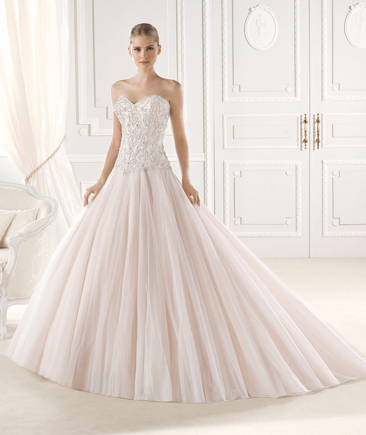 d7b9bc9fd77 10 of Our Favorite Wedding Gowns from the La Sposa 2015 Glamour ...