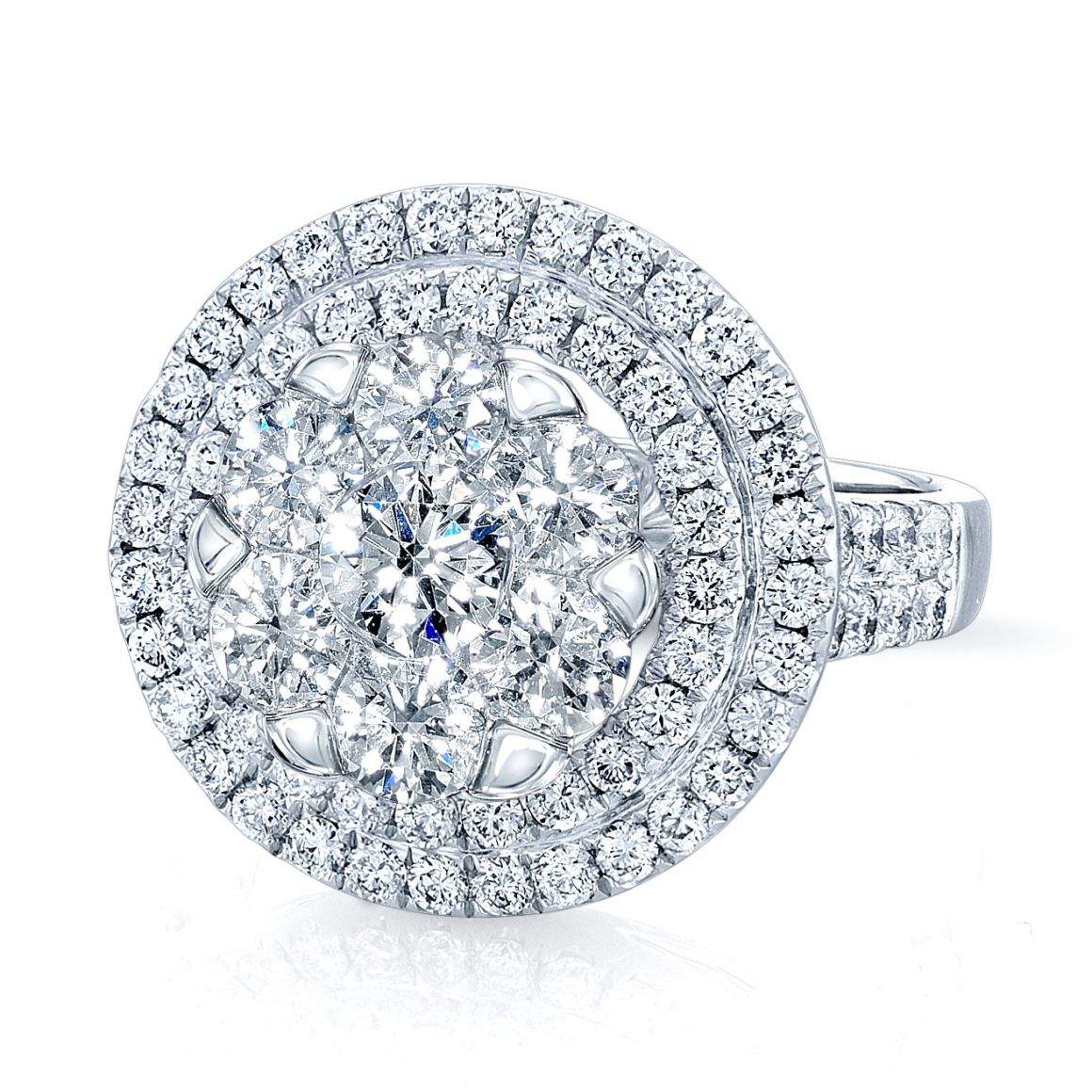 Engagement Ring by Coronet Diamonds