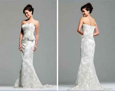 David Tutera Informal Wedding Dresses Topweddingsites Com,Western Dress For Wedding
