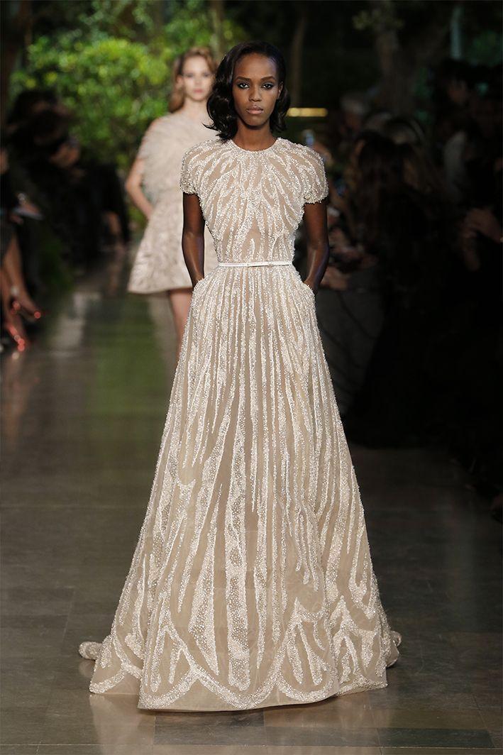 Chic Modern Classic Wedding Gowns Topweddingsites
