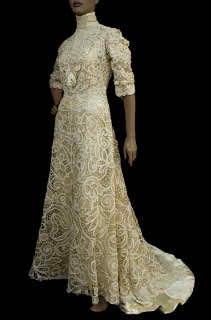 1918 wedding dress4