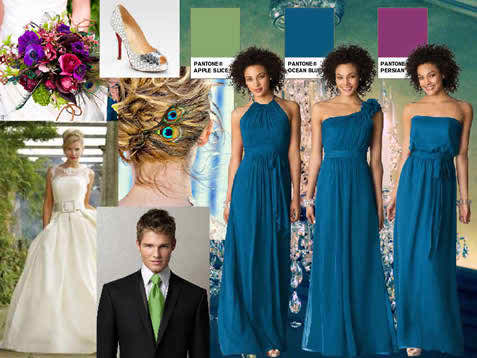 Styles for the bridal day