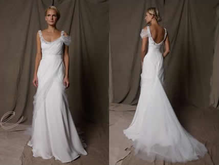 bridal gowns from the fall collection