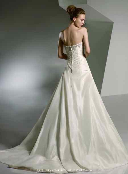 A-line wedding dresses 2