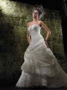 Allure princess wedding dresses