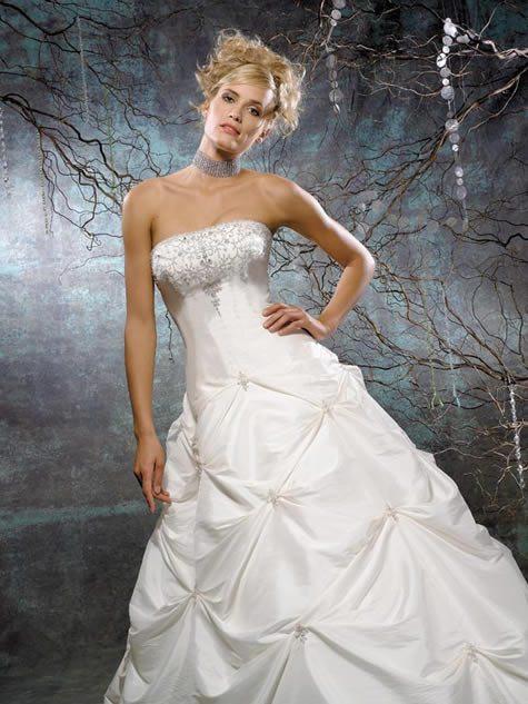 Allure princess wedding dresses 3