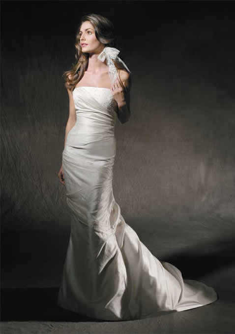 Angelina Faccenda wedding dress models 4