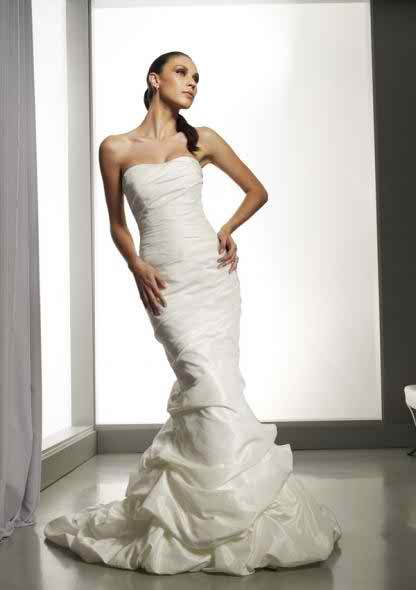 Angelina Faccenda wedding dress models
