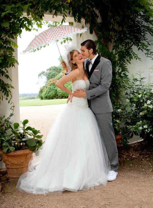 Be a cosmopolite bride