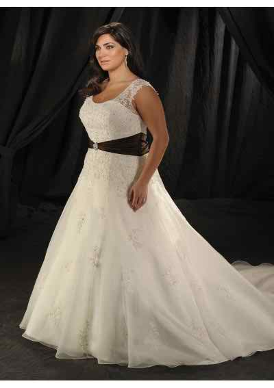 Bonny bridal for Bonny plus size wedding dresses