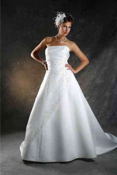 Bride's dress special offer2