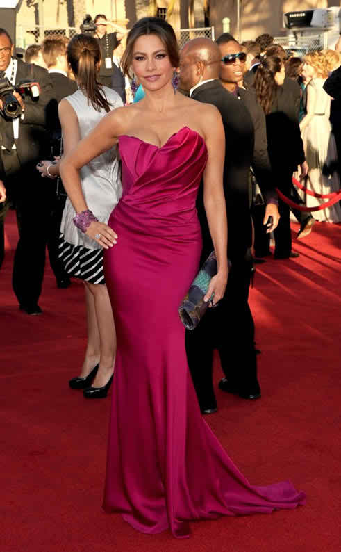 Brides should get inspired from SAG Awards 2012