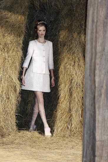 Chanel wedding dresses 2