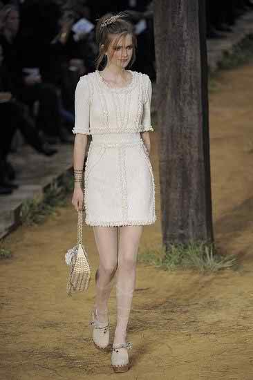 Chanel wedding dresses 3