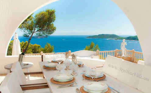 Choose Ibiza as your honeymoon destination