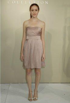 Choose a fun and vivid bridesmaids' apparel