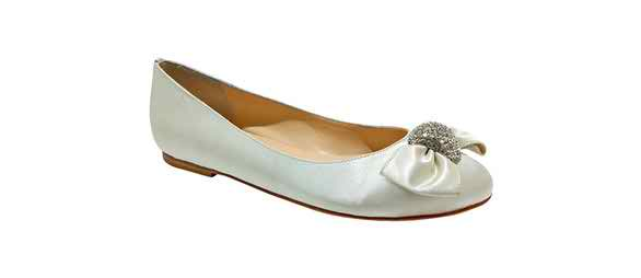 Cinderella bridal shoes