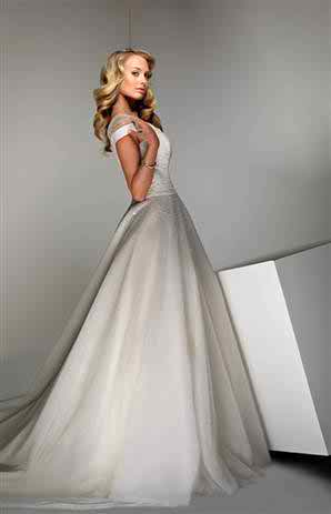 Cinderella wedding dress2
