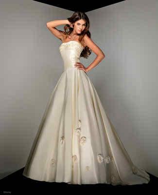 Cinderella wedding dress4