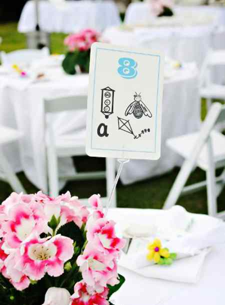 Different Flower Arrangements For The Reception 3 2