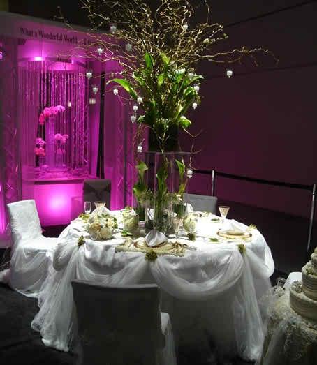 Different Flower Arrangements For The Reception 4 3