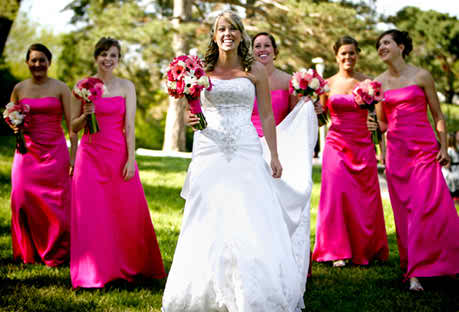 Duties of maid of honor