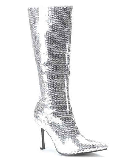 Winter bridal boots