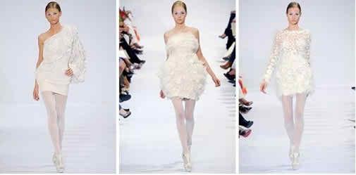 Elie Saab haute couture wedding dresses