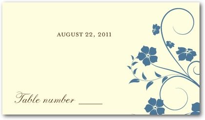 Everything you must know about your wedding place cards