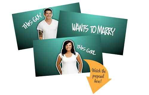 Fantastic Wedding Proposal Ideas