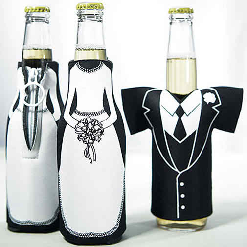 Funny wedding favours