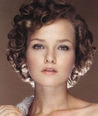 Glamorous wedding hairstyles for short hair